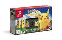 Nintendo Switch Let's Go Pikachu! Limited Edition Bundle