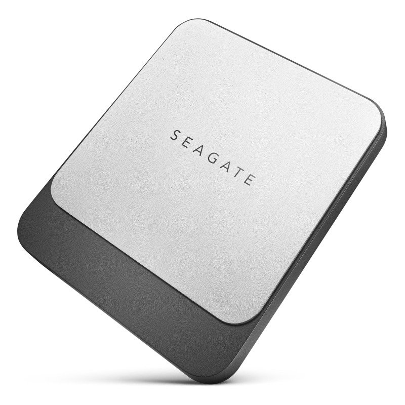 Seagate 500GB Portable External SSD