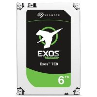 "Seagate Exos 6TB E-Class Nearline Enterprise Hard Drive 3.5"" SATA III 6GB's 512E"