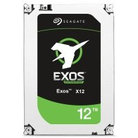 "Seagate Exos 12TB X-Class Nearline Enterprise Hard Drive 3.5"" SATA III 6GB's 512E"
