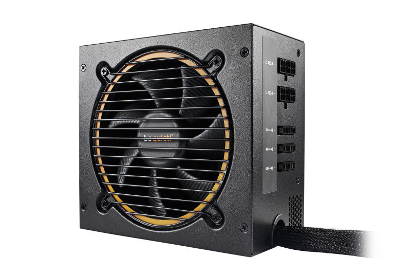 Be Quiet! Pure Power 11 CM 500w Power Supply