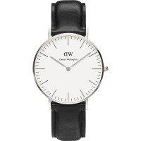 Ladies Daniel Wellington DW00100053 Leather Strap Watch