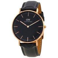 Unisex Daniel Wellington Classic Black Sheffield Watch
