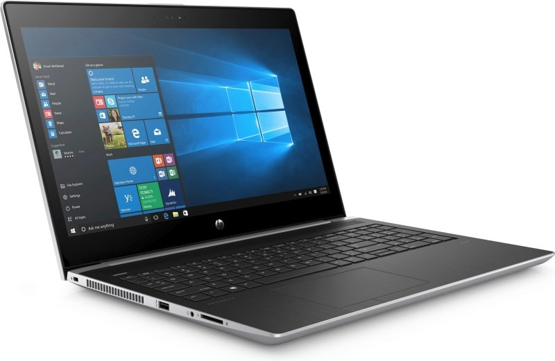 "HP ProBook 450 G5 Intel Core i7, 15.6"", 8GB RAM, 512GB SSD, Windows 10, Notebook - Silver"