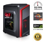 £929.99, Chillblast Fusion Excalibur 2 Ryzen 5 1060 Gaming PC, AMD Ryzen 5 2600X 3.6GHz, 8GB, 2TB HDD, 240GB SSD, NVIDIA GeForce GTX 1060 6GB, Windows 10 Home 64bit, 5 Year Manufacturer Warranty,