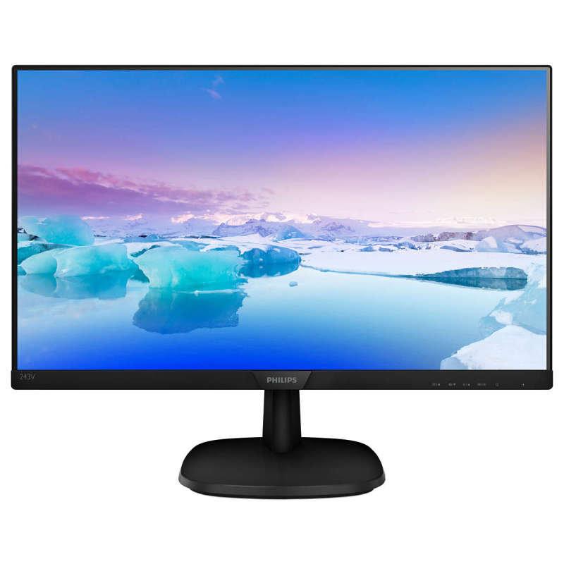 """Philips 243V7QJABF 24"""" IPS Full HD Monitor"""