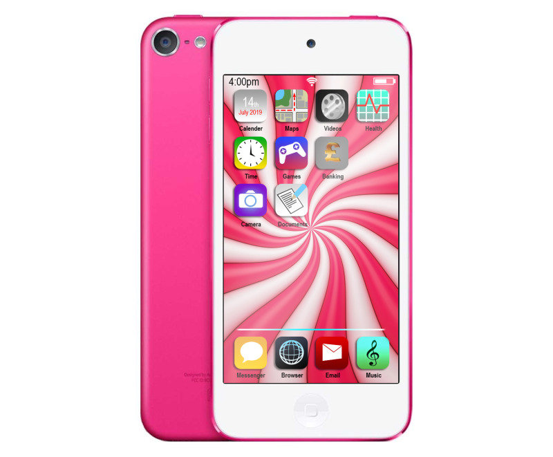 Apple iPod Touch - 32GB - Pink - 6th Generation
