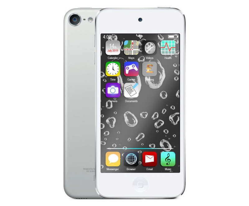 Buy Brand New Apple iPod Touch - 128GB - Silver - 6th Generation