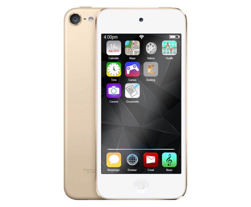 Buy Brand New Apple iPod Touch - 128GB - Gold - 6th Generation
