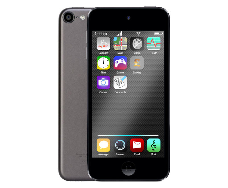 Apple iPod Touch - 128GB - Space Grey - 6th Generation cheapest retail price