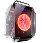 £699.93, Punch Technology Ryzen 5 1050Ti Gaming PC, AMD Ryzen 5 2400G 3.6Ghz, 8GB, 240GB SSD, 1TB HDD, NVIDIA GTX 1050Ti 4GB, WIFI + Windows 10 Home 64bit, 3 Year Manufacturer Warranty,