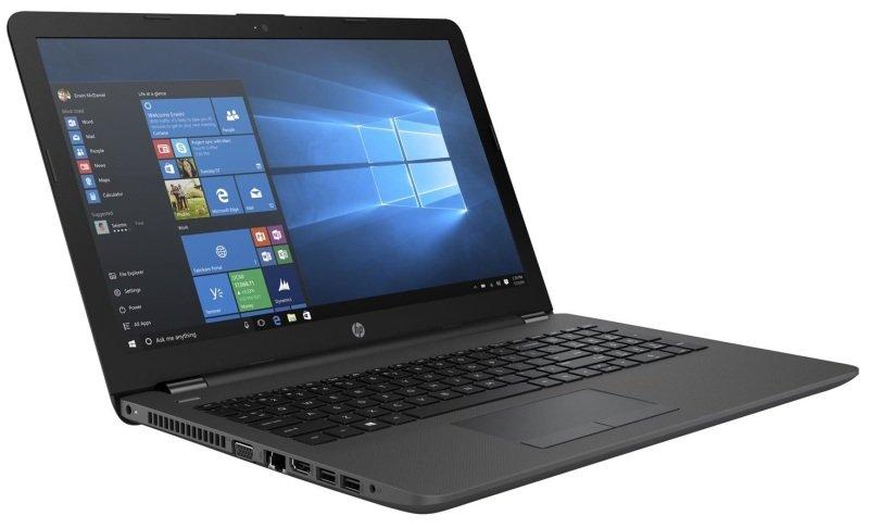 """HP 255 G6 AMD A9, 15.6"""", 4GB RAM, 500GB HDD, Windows 10, Notebook - Black"""