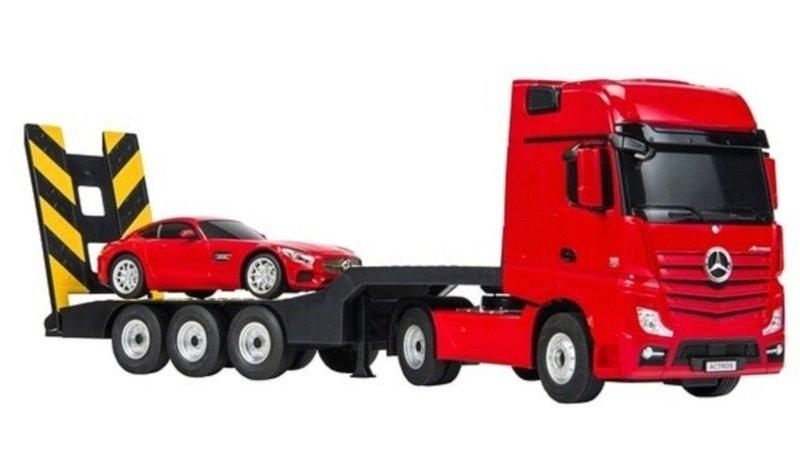 Rastar RC Mercedes Benz Actros Trailer Truck