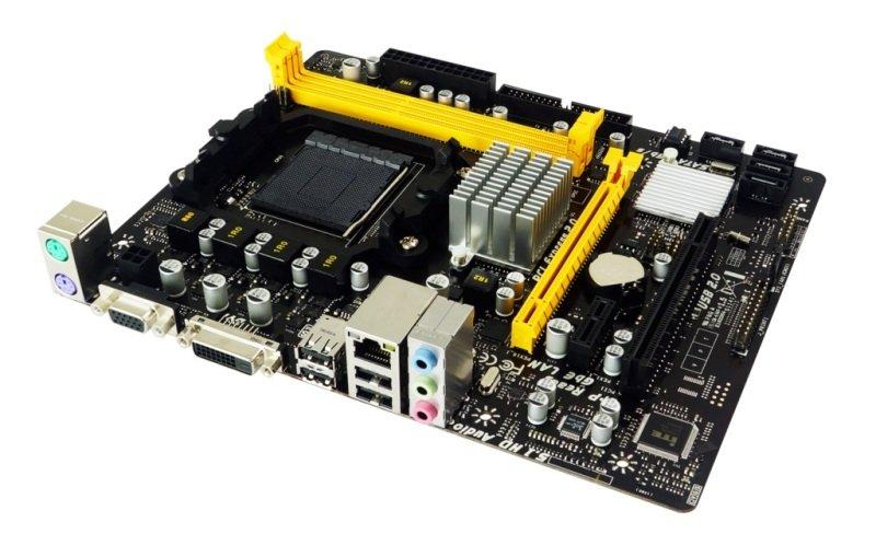 BioStar A960D+V3 AM3+ DDR3 mATX Motherboard
