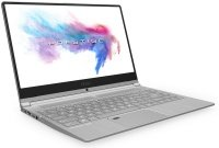 "MSI PS42 8RB 219UK Intel Core i7, 14"", 16GB RAM, 512GB SSD, Windows 10, Notebook - Silver"