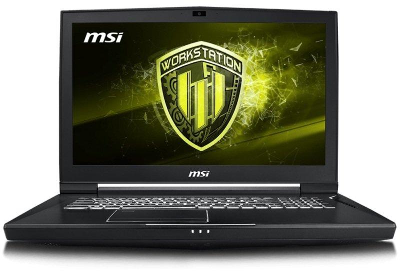 MSI WT75 8SM Mobile Workstation