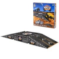 Monster Smash Ups Ramp Set for Remote Control RC Cars