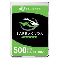 "Seagate BarraCuda 500GB Laptop Hard Drive 2.5"" 7mm SATA III 6GB's 5400RPM 128MB Cache"