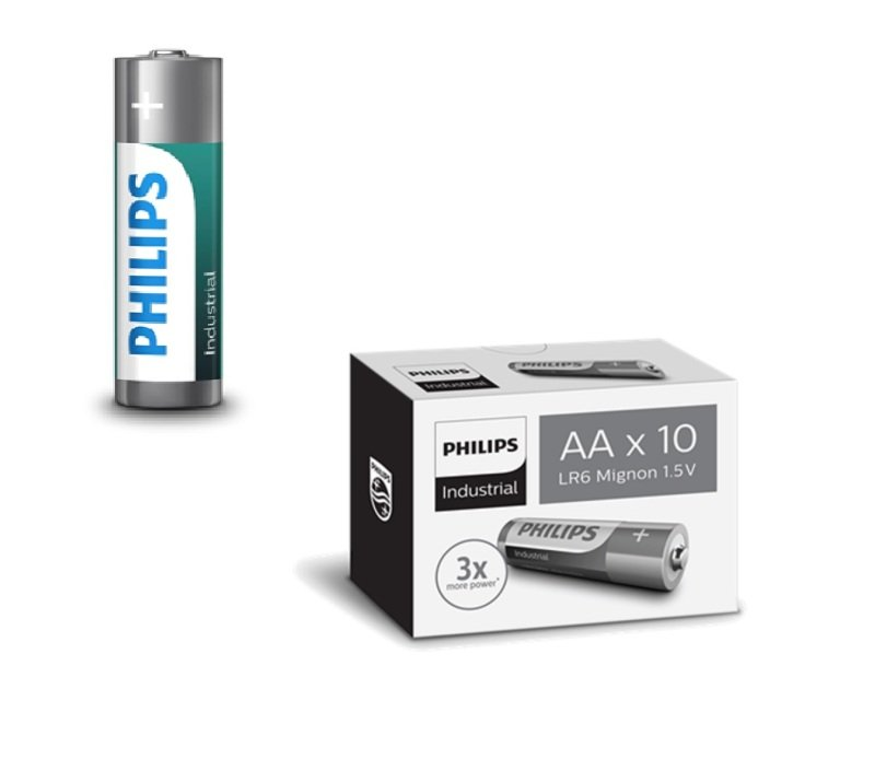 Philips AAA Batteries 10 Pack