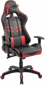 Element Gaming CH06-4 Premium Chair - Red / Black