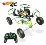 Hot Wheels DRX Monster X-Terrain Drone - 3 in 1