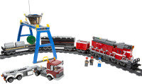 1000+ Electric Train Building Blocks