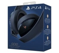 Sony PS4 Navy/Gold 500 Million Gaming Headset