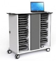 Zioxi 32 Chromebook Charging Trolley