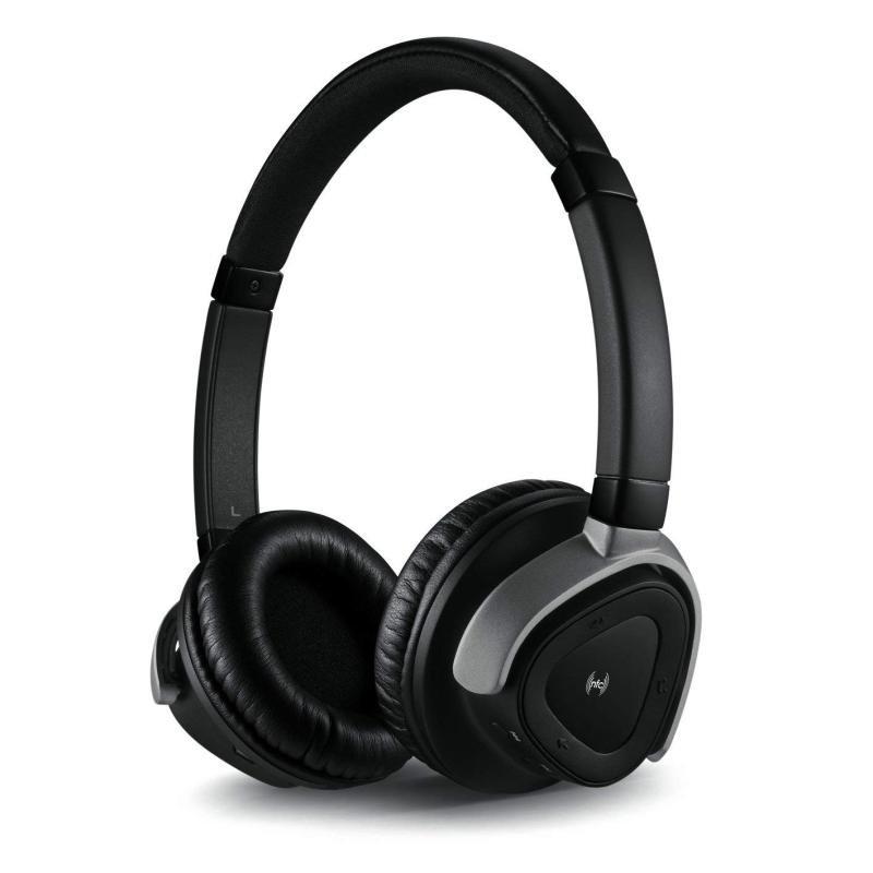 Creative Hitz WP380 - Headset - On-Ear - Bluetooth - Wireless - Black