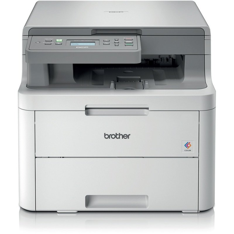 Image of Brother DCP-L3510CDW A4 Colour Multifunction LED Laser Printer