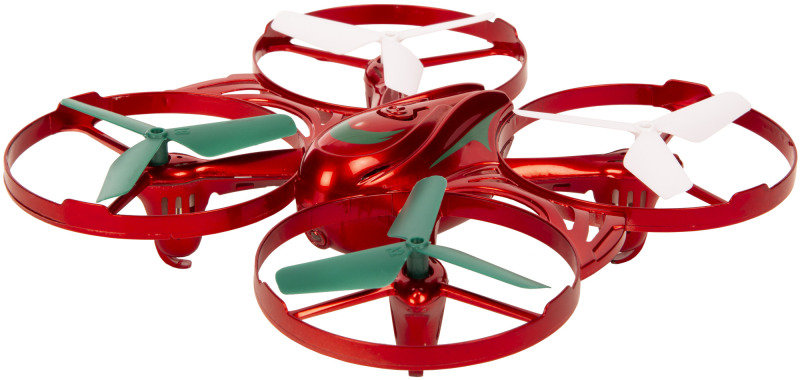 X2 Flip and Roll Drone - Red