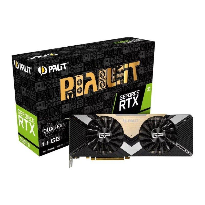 PALIT GeForce RTX 2080 Ti DUAL 11GB Graphics Card