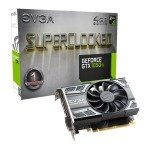 EVGA GeForce GTX 1050 Ti SC Gaming 4GB Graphics Card