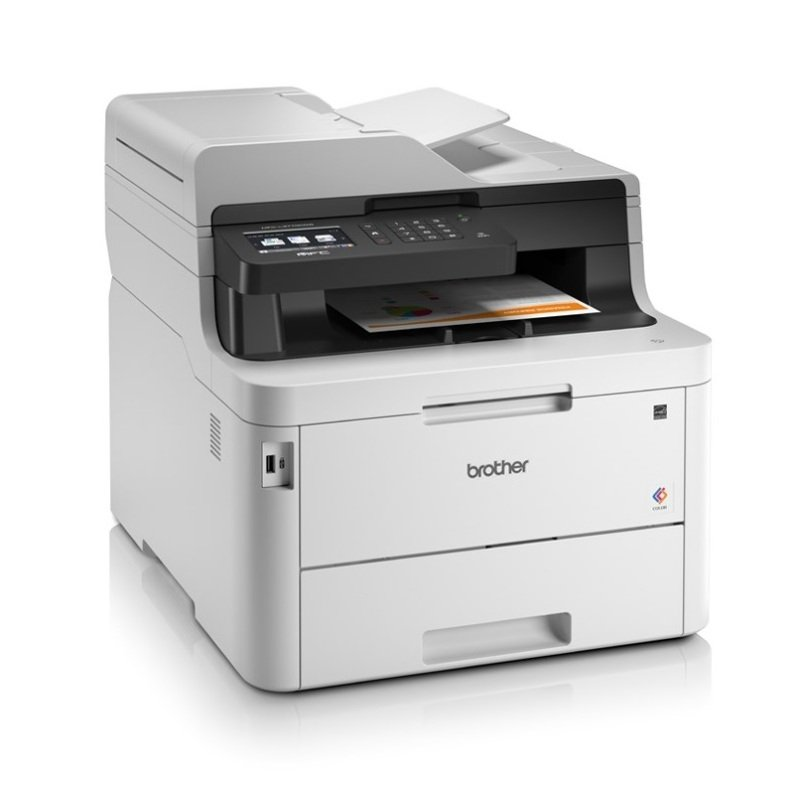 5bea36784 Brother MFC-L3770CDW A4 Colour Multifunction LED Laser Printer ...