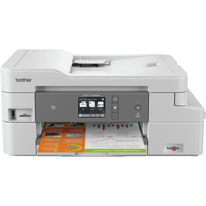Brother MFC-J1300DW (All-in-Box) A4 Colour Multifunction Inkjet printer