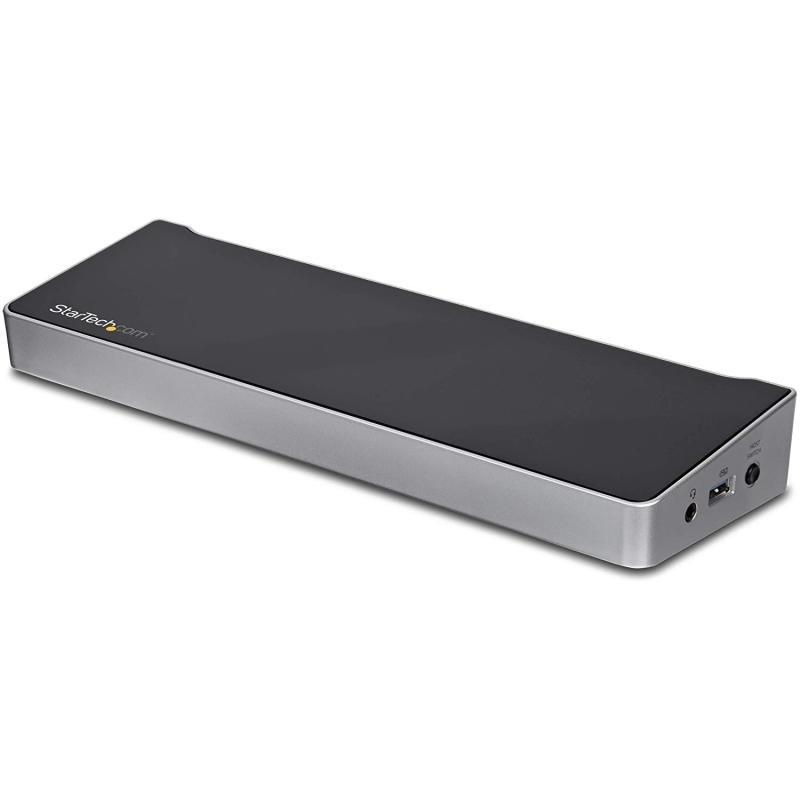 StarTech Dual-Monitor KVM USB 3.0 Docking Station