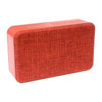 On Earz P211 Wireless Bluetooth Red Speaker