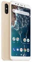 """Xiaomi Mi A2 Lite 5.84"""" 3GB 32GB 4G Dual Sim Smartphone - Gold"""