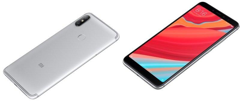 "Xiaomi Redmi S2 5.99"" 3GB 32GB 4G Dual Sim Smartphone - Dark Grey"