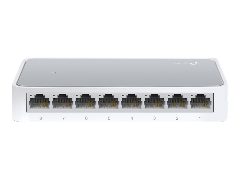 Click to view product details and reviews for Tp Link Tl Sf1008d V11 8 Ports Unmanaged Desktop Switch.