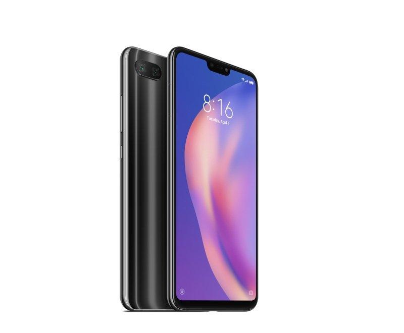 """Xiaomi Mi 8 Lite 6.26"""" 6GB 128GB Dual Sim Smartphone - Midnight Black"""