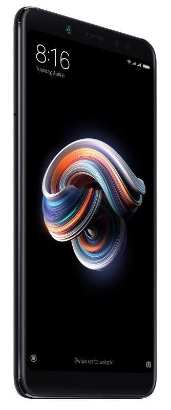 """Xiaomi Redmi Note 5 5.99"""" 3GB 32GB Dual Sim Dual Camera Smartphone - Black"""