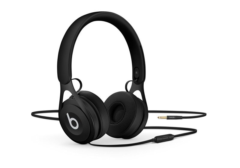 Beats EP Black On-Ear Headphones