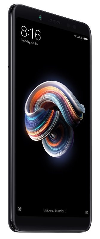 "Xiaomi Redmi Note 5 5.99"" 4GB 64GB Dual Sim Dual Camera Smartphone - Black"
