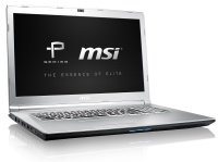 "MSI PE72 7RE 1402UK Intel Core i7, NVIDIA GeForce GTX 1050Ti, 17.3"", 8GB RAM, 1TB HDD and 128GB SSD, Windows 10, Notebook - Silver"