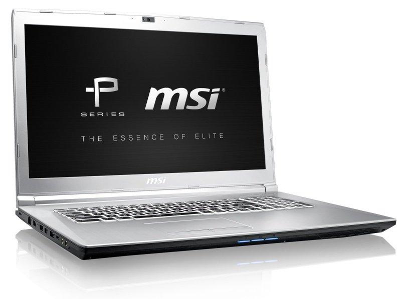 "MSI PE72 7RE 1402UK Intel Core i7, NVIDIA GeForce GTX 1050Ti, 17.3"", 8GB RAM, 1TB HDD and 128GB SSD, Windows 10, Notebook - Silver"