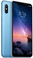 """Xiaomi Redmi Note 6 Pro 6.26"""" 3GB 32GB Dual Sim Smartphone - Blue"""