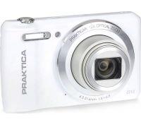 PRAKTICA Luxmedia Z212 Camera White 20MP 12xZoom 64MB Internal Memory