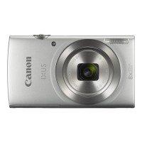 Canon IXUS 185 Camera Silver 20MP 8x Zoom HD