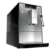 EXDISPLAY 1400W 15 BarMelitta Caffeo Solo and Milk Automatic Coffee Maker Stainless Steel